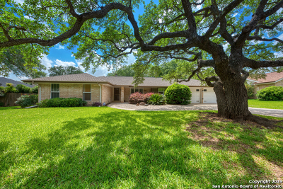 Windcrest Single Family Home New: 8707 Pintail Pt