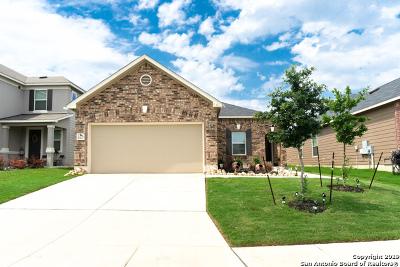 San Antonio Single Family Home New: 10107 Overlook Pt