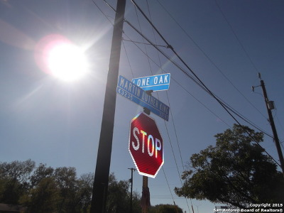San Antonio Residential Lots & Land New: 3223 Martin Luther King Dr