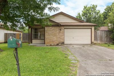 San Antonio Single Family Home New: 7331 Brandyridge