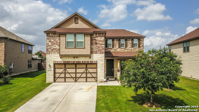 New Braunfels Single Family Home New: 1441 Jordan Crossing