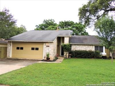 San Antonio Single Family Home New: 5915 Lost Creek