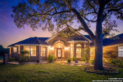New Braunfels Single Family Home Active Option: 150 Summer Glen Ln