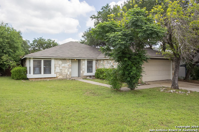 San Antonio Single Family Home New: 8447 Star Creek Dr