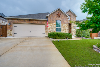 Bexar County Single Family Home New: 7614 Rushing Creek