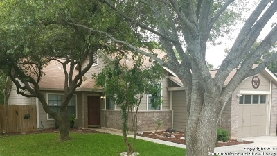 San Antonio Single Family Home New: 6314 Les Harrison Dr