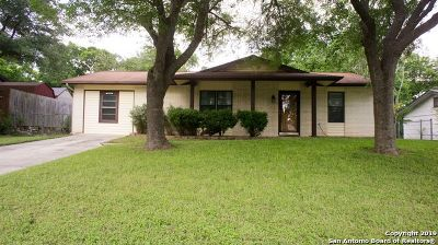 Live Oak Single Family Home New: 12514 Wilderness Trail
