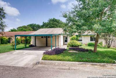 San Antonio Single Family Home New: 3930 Briarvalley St
