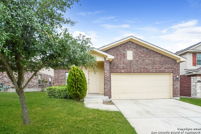 Converse Single Family Home New: 8835 Hays Parc Rd