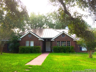 San Antonio Single Family Home New: 25815 Campbellton Rd Lot 23