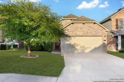San Antonio Single Family Home New: 914 Palladio Pl