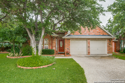 Bexar County Single Family Home New: 1814 Oakline Dr