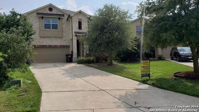 San Antonio Single Family Home New: 223 Redbird Circle