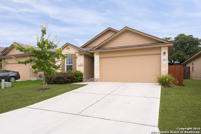 San Antonio Single Family Home New: 8815 Quihi Way
