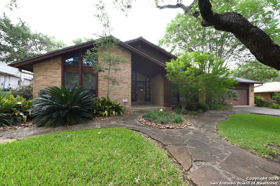 San Antonio Single Family Home New: 13139 Hunters Spring St