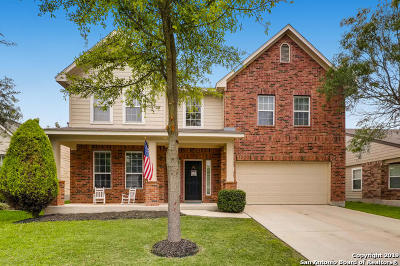 Bexar County Single Family Home New: 9823 Gazelle Ford