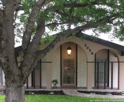 San Antonio TX Single Family Home New: $197,500