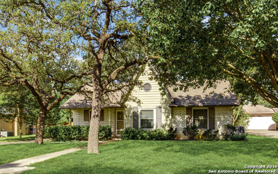 Boerne Single Family Home Active Option: 138 Oak Grove Dr