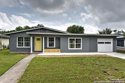 Bexar County Single Family Home New: 418 Linda Dr