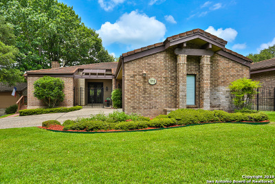 Bexar County Single Family Home New: 7713 Terra Manor
