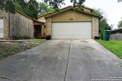 Live Oak Multi Family Home For Sale: 7251 Rimwood St