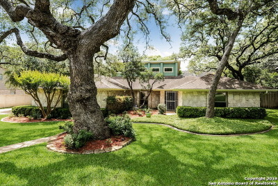 San Antonio Single Family Home New: 306 Bluffcove