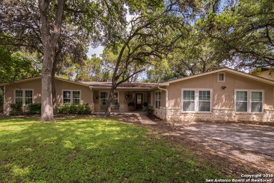 New Braunfels Single Family Home New: 1108 Canyon Dr