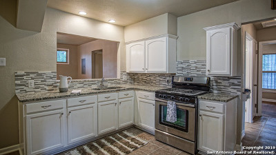 San Antonio Single Family Home New: 231 Edna