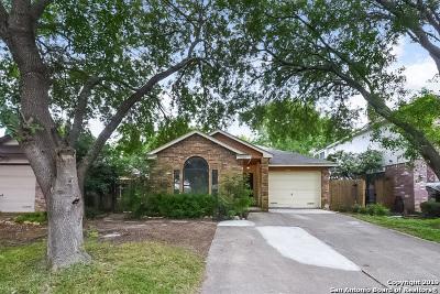 Bexar County Single Family Home New: 7566 Beaver Tree