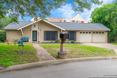 San Antonio Single Family Home New: 10900 Brocks Gap St