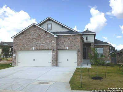 Single Family Home New: 551 Singing Creek