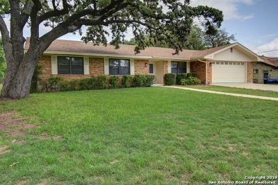 Kerrville Single Family Home Active Option: 107 Sherwood Ln