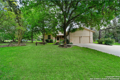 San Antonio Single Family Home New: 25310 Starling Dr