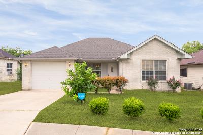 San Antonio Single Family Home New: 6855 Atlas St