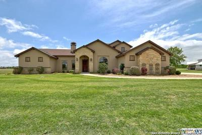 Guadalupe County Single Family Home New: 925 River Ranch Circle