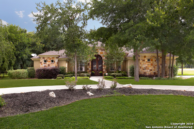 New Braunfels Single Family Home New: 708 Deer Run Way