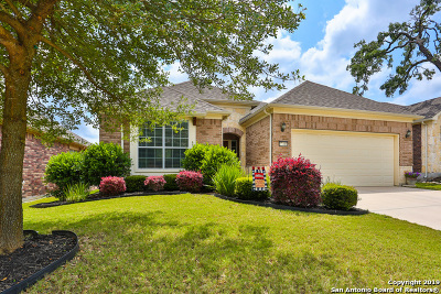 Boerne Single Family Home New: 27411 Camino Haven