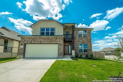 New Braunfels Single Family Home Back on Market: 2974 Daisy Meadow