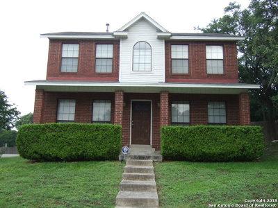 San Antonio Single Family Home New: 4003 Knollhill