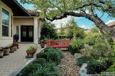 San Antonio Single Family Home New: 23 Denbury Glen