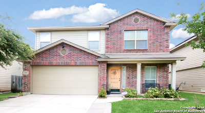 San Antonio Single Family Home New: 1011 Avocet