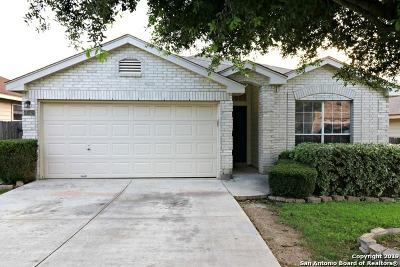 San Antonio Single Family Home New: 667 Rattler Bluff