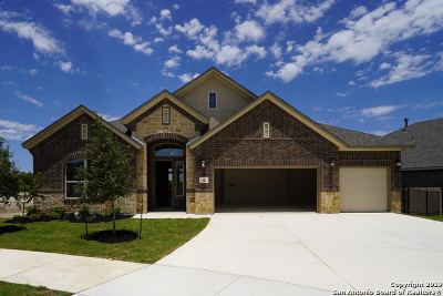 Boerne Single Family Home New: 103 Haven Court