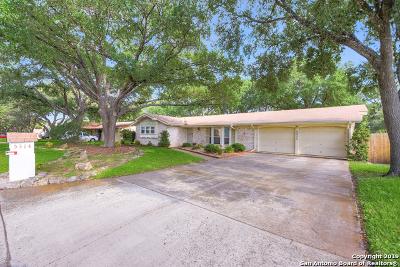 San Antonio Single Family Home New: 5314 Charter Oak Dr