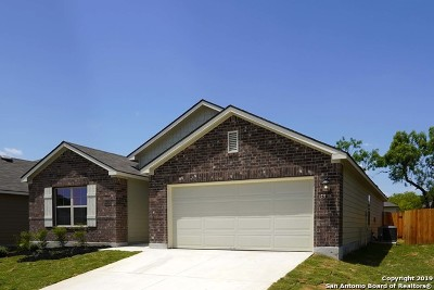 San Antonio Single Family Home New: 5535 Pearl Valley