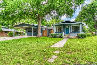 San Antonio TX Single Family Home New: $279,000