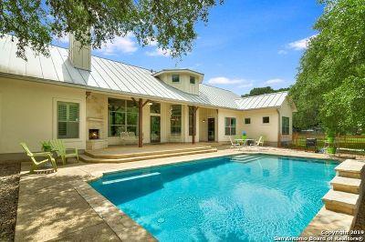 Fair Oaks Ranch Single Family Home Active Option: 30561 Ralph Fair Rd