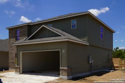 San Antonio Single Family Home New: 5531 Pearl Valley