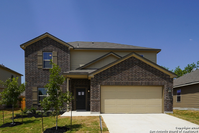San Antonio Single Family Home New: 5543 Pearl Valley