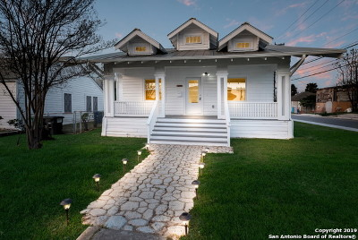 Single Family Home New: 1201 W Ashby Pl